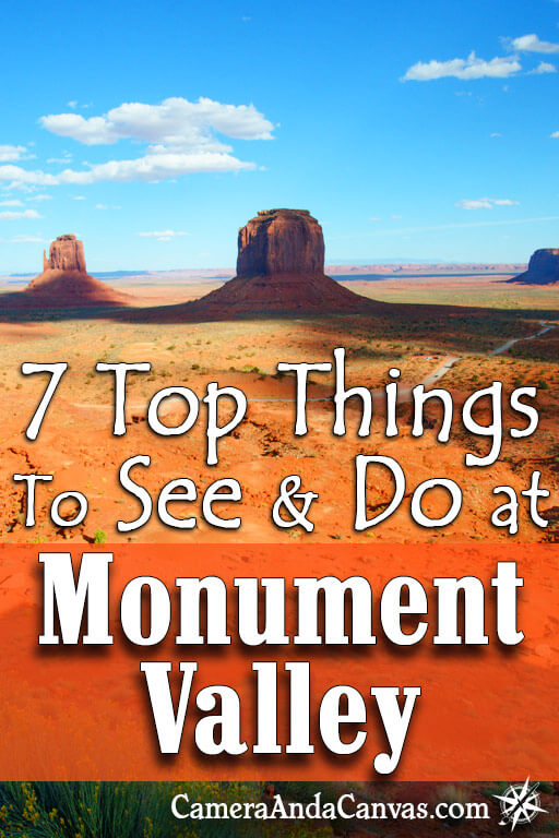 Best things to see and do in Monument Valley, Utah, Arizona. What to do in Monument Valley. Top things to do in Monument Valley. Navajo Tribal Park, Goulding's Lodge, Camping, Horseback riding, See the Buttes #MonumentValley #Utah