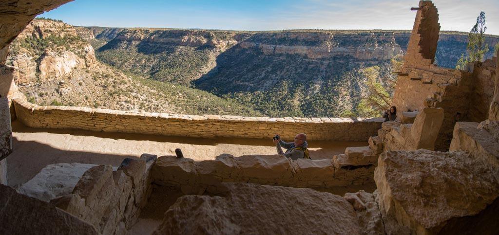 Balcony House Tour Mesa Verde National Park
