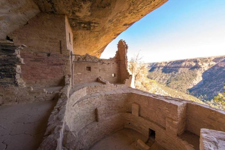 Mesa Verde National Park Balcony House Tour
