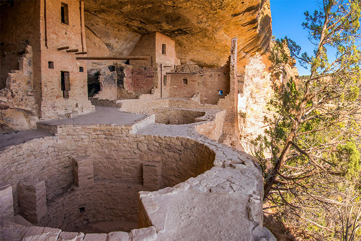 Balcony House Tour at Mesa Verde