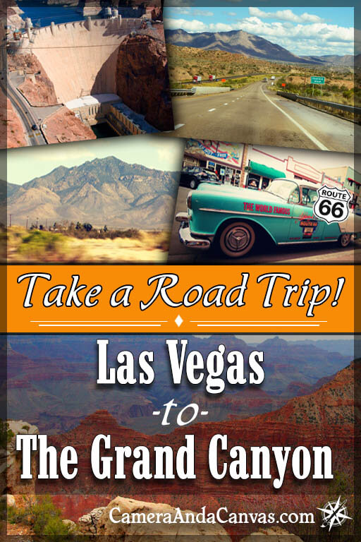 If you're in Las Vegas and want to take a trip to the Grand Canyon South Rim, this article will show you what places are worth stopping at along the way on the 4 hour drive!