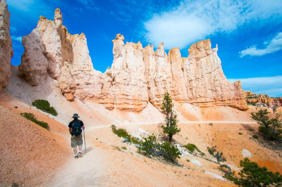 Bryce Canyon National Park, on Fairyland loop trail.