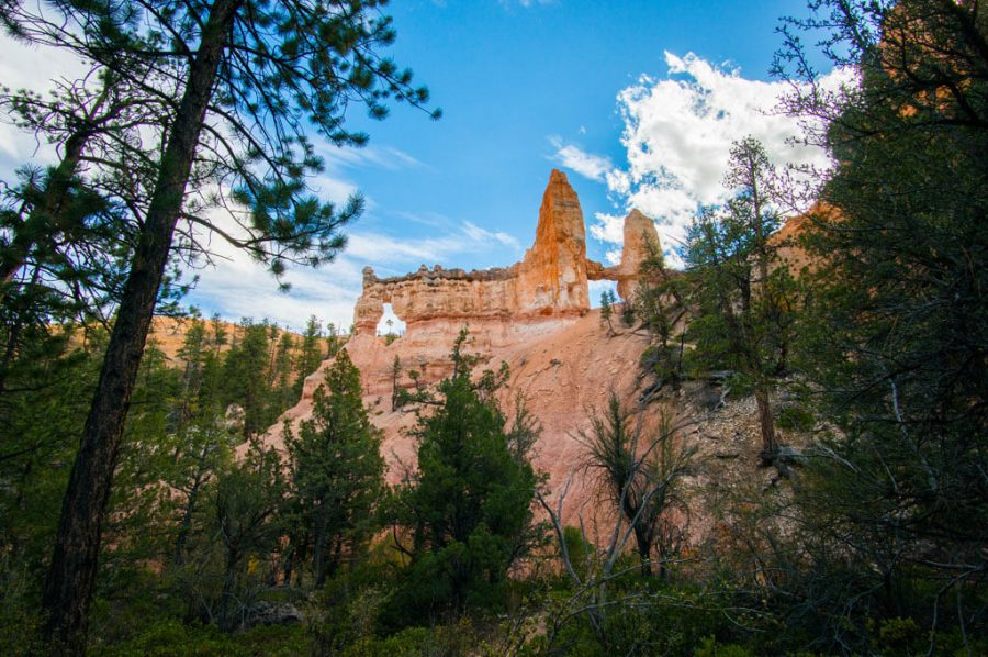 Tower Bridge in Bryce Canyon