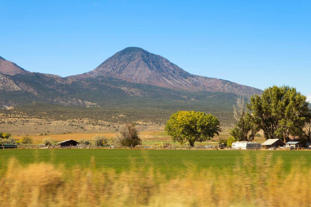 Ute Mountains