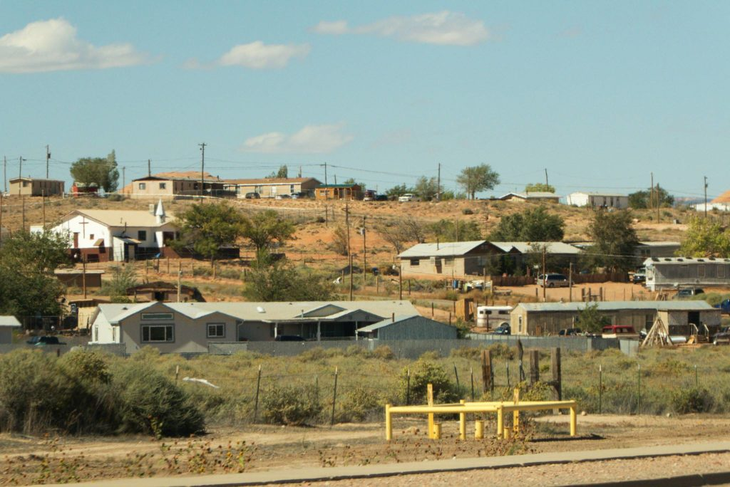 Houses in Kayenta