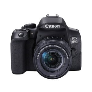 Canon EOS 850D DSLR Kit with EF-S 18-55mm is STM Lens