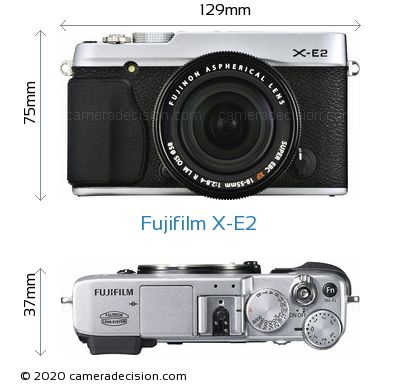 Fujifilm X-E2 Review and Specs