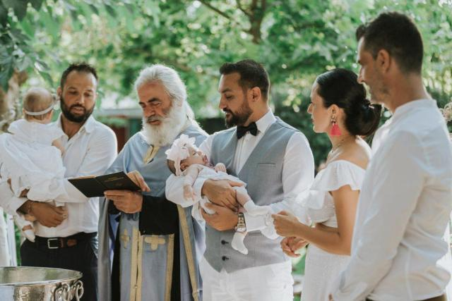 Photographer for Baptism in Athens