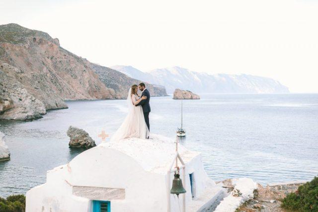 wedding in Amorogs island