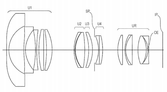 Canon Patents: RF 14-21mm f/1.4L, RF 16-35mm f/2.8 & RF 12