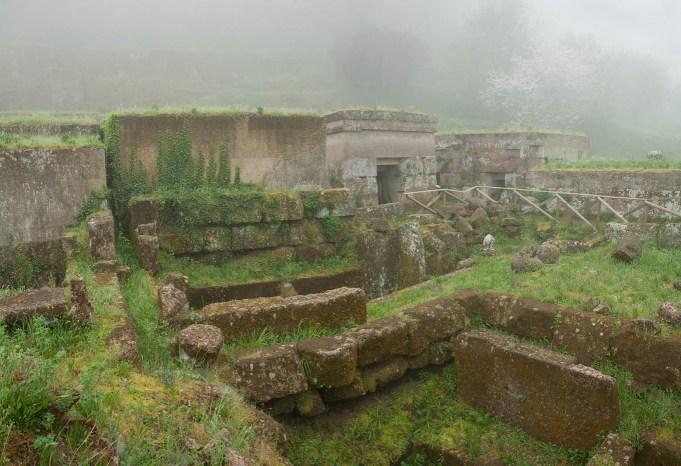 Orvieto Crocefisso cemetery
