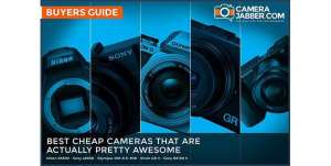 Best cheap cameras that are actually pretty awesome
