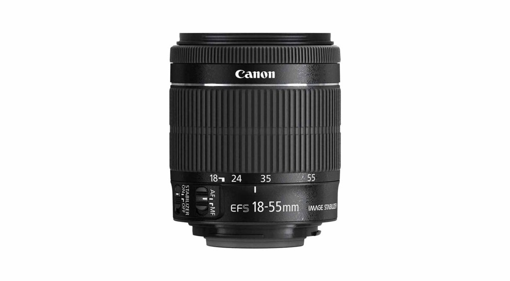 Best Canon EF-S lenses: 02 Canon 18-55mm f/3.5-5.6 IS STM, £170