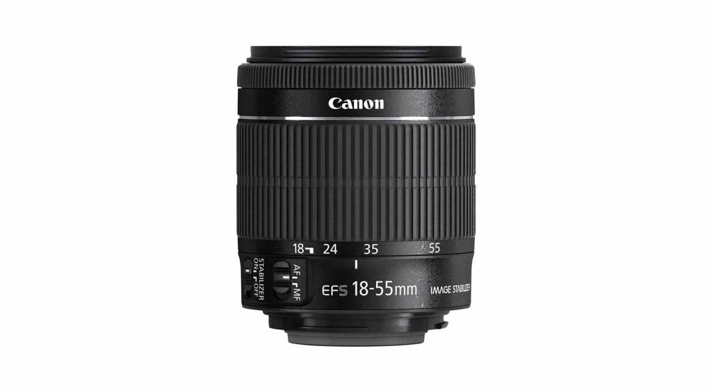 Best Canon EF-S lenses: 02 Canon 18-55mm f/3.5-5.6 IS STM, £170