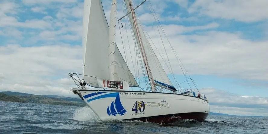 Win a photo holiday sailing around the Scottish isles