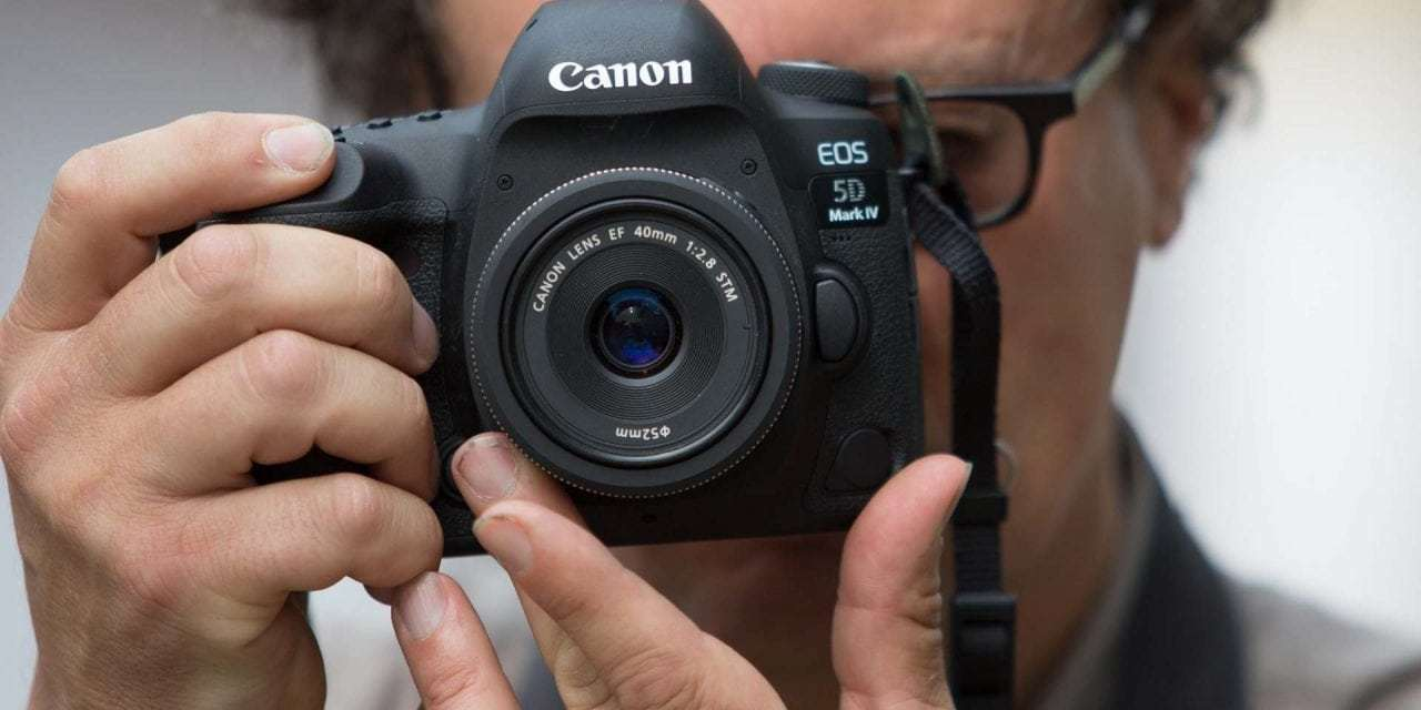 Canon 5d mark iv release date in Perth