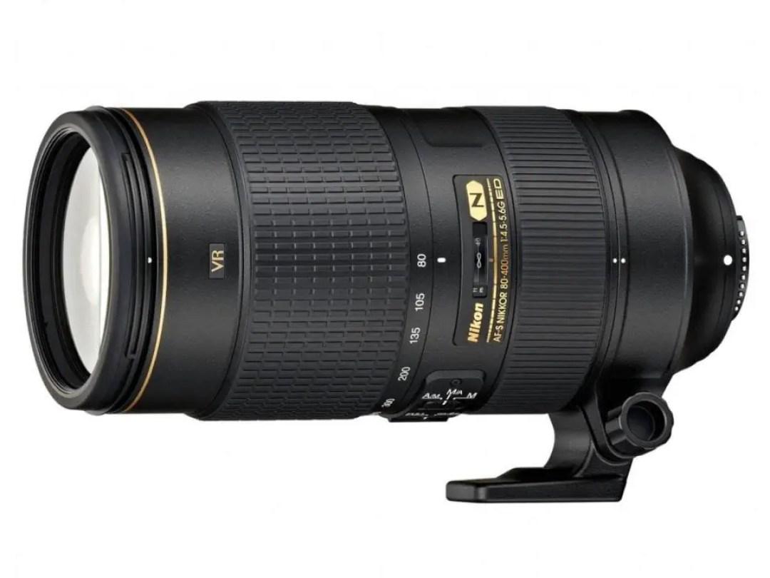 Best Nikon FX lenses: 04 Nikon AF-S 80-400mm f/4.5-5.6G ED VR, £1,860