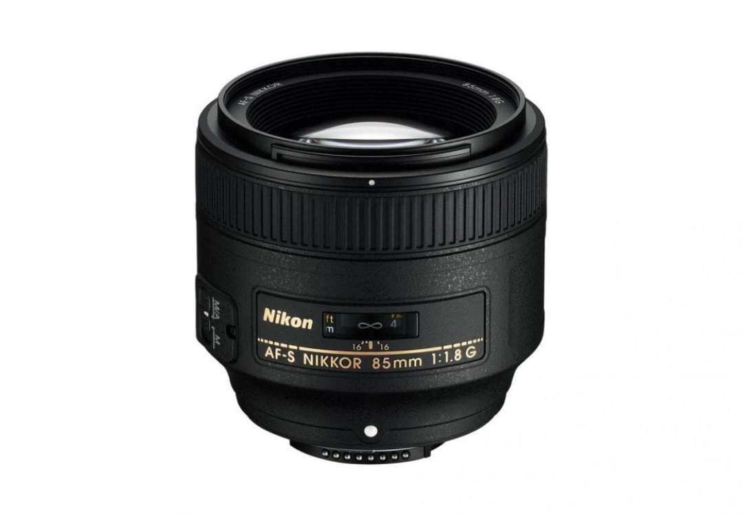 Best Nikon FX lenses: 06 Nikon AF-S 85mm f/1.8G, £400