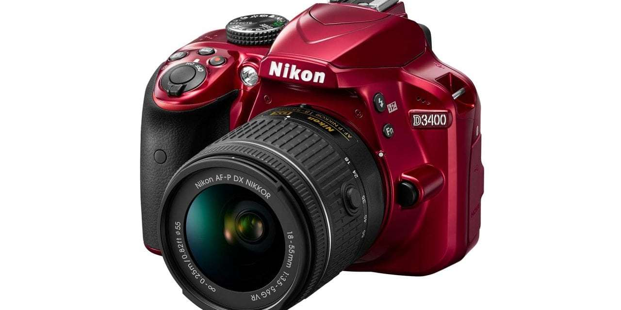 Nikon offers up to £130/€150 cashback on DSLRs, lenses