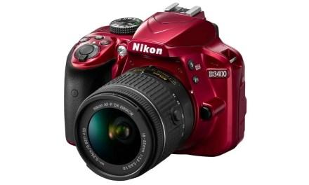 Nikon offers up to £130/€150 cashback on DSLRs, lenses