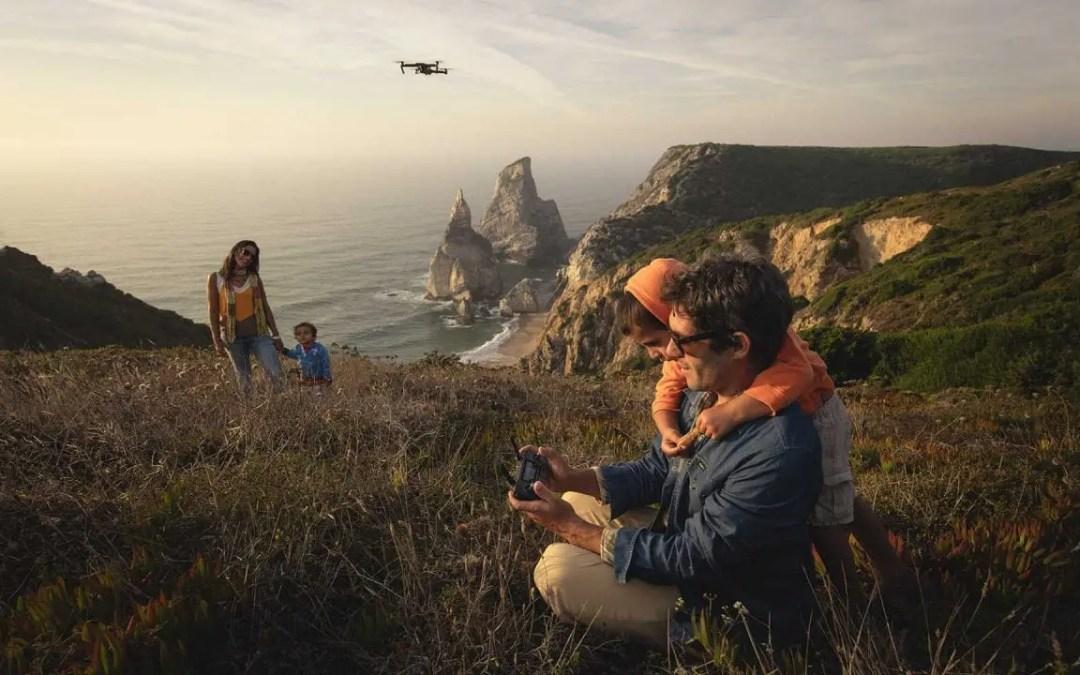 DJI launches Mavic Pro foldable drone