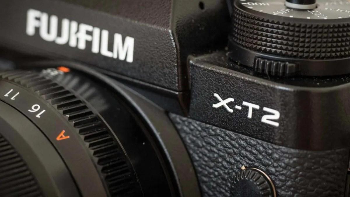 Fujifilm reissues April X-T2 firmware update, new X-H1 update