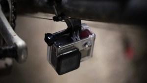GoPro accessories - Handle bar mount