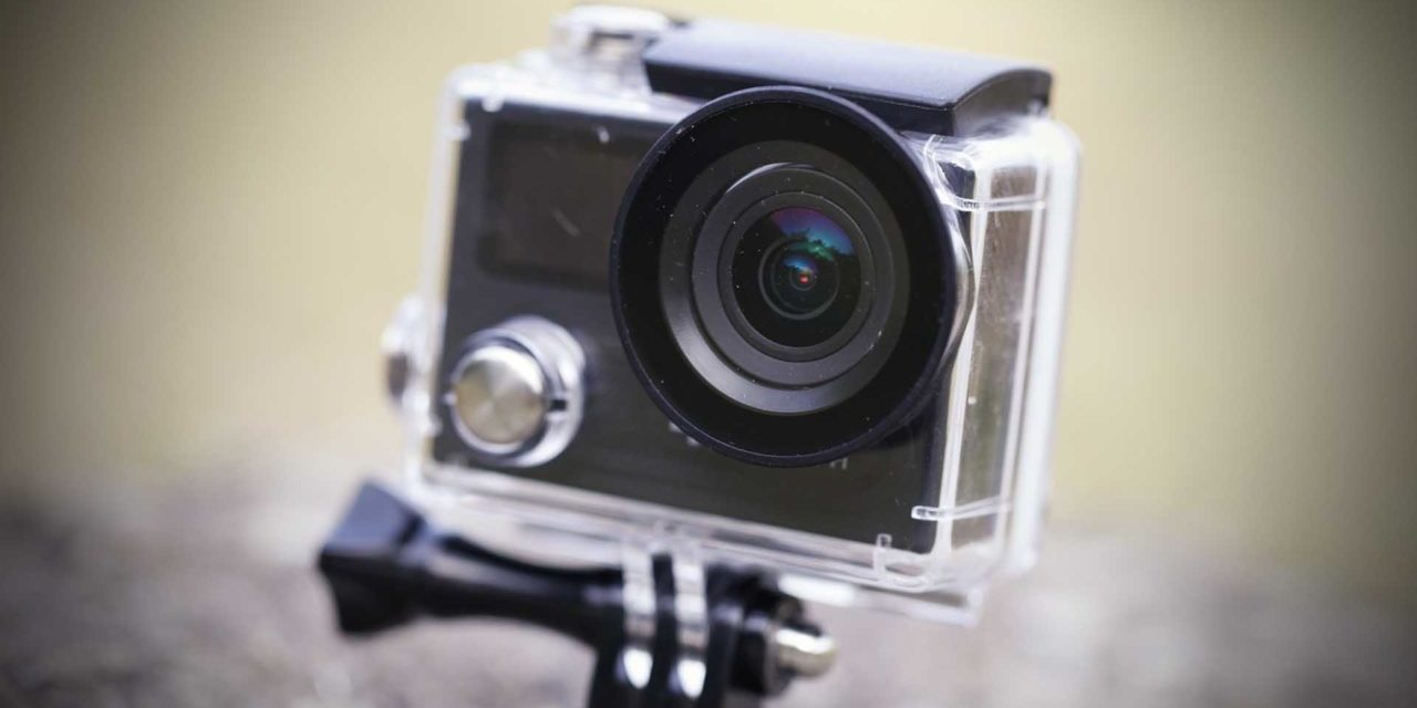 H8R 4k budget action camera review