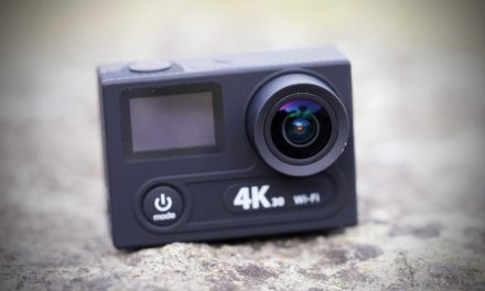 H8R action camera review verdict