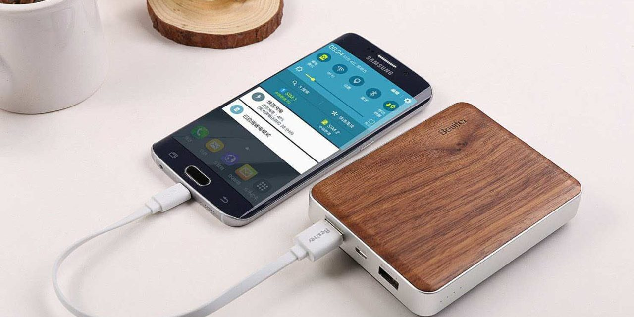 Kavson Besiter Lightning promises to charge your camera phone 75% faster