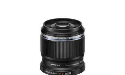 Powerful new Olympus macro launched