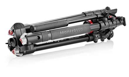 Manfrotto offers 20% savings on any purchase from its relaunched website