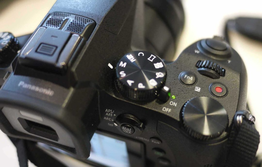 Hands-on Panasonic FZ2000 Review: Performance