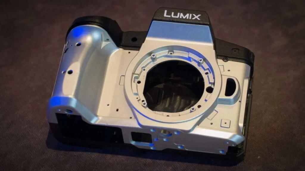 Panasonic Lumix G80 shell