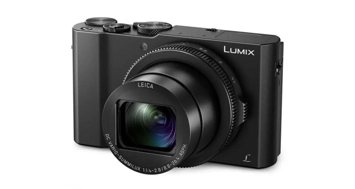 Panasonic LX15 introduces 4K video, f/1.4 lens