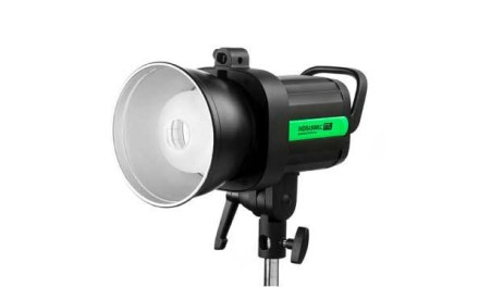 Phottix debuts Indra500LC studio lighting system for Canon