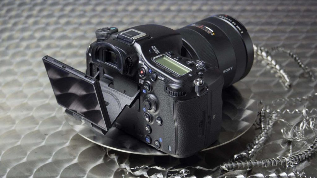 Sony Alpha 99 Mark II review: first impressions