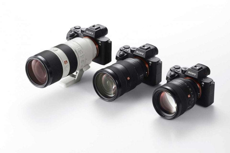 What Sony lens should I buy: full-frame vs APS-C and camera mounts ...