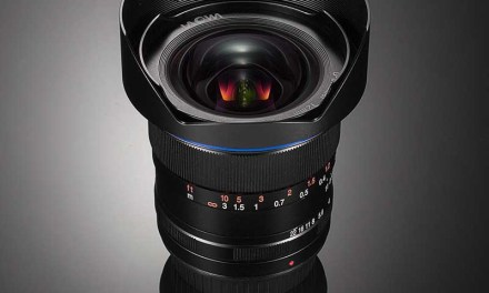 Laowa launches world's widest 12mm rectilinear f/2.8 lens