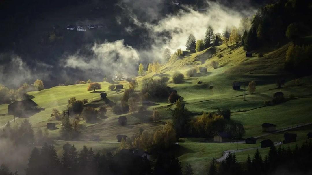 Autumn Photography Tips: 11 Capture fog and mist