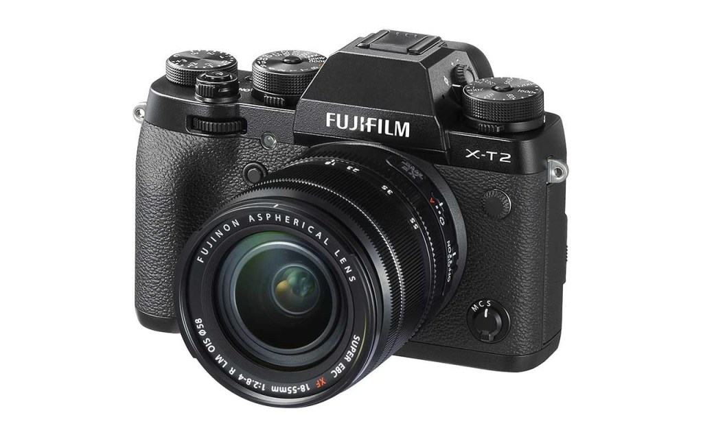 Best mirrorless cameras: Fuji X-T2