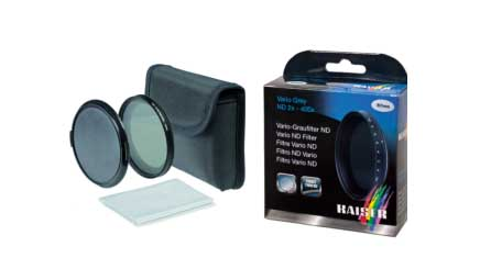 Fotospeed to launch Kaiser Vario ND Filters in the UK