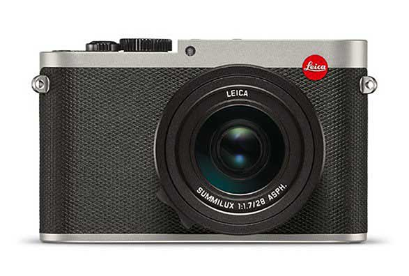 Leica Q launched in luxury 'Titanium gray'