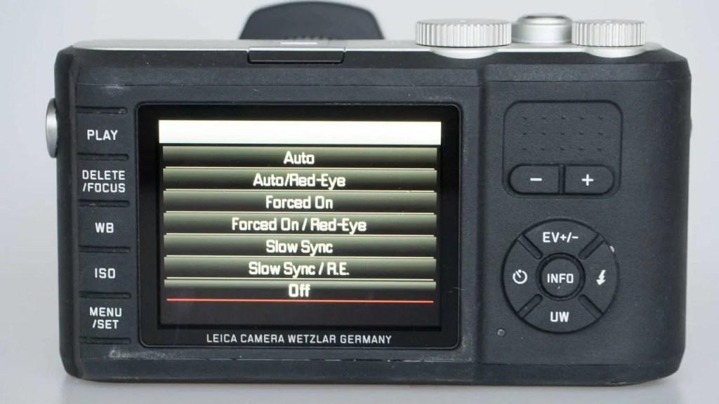 Leica X-U (Typ 113) back