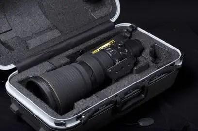 Nikon 600mm f/4E FL ED VR review: Verdict