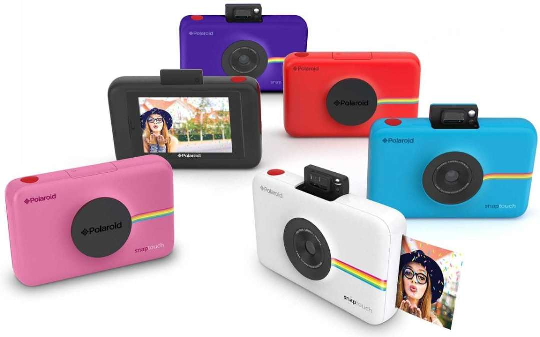 Polaroid launches Snap Touch, its next-generation instant camera