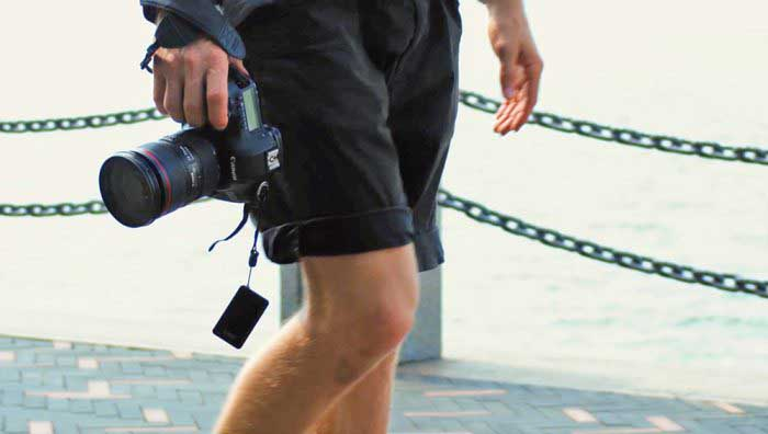 New Case Air system lets you wirelessly tether your camera to any portable device