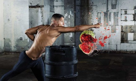 Tom Miles take on the Nikon D500 and the moment of impact!