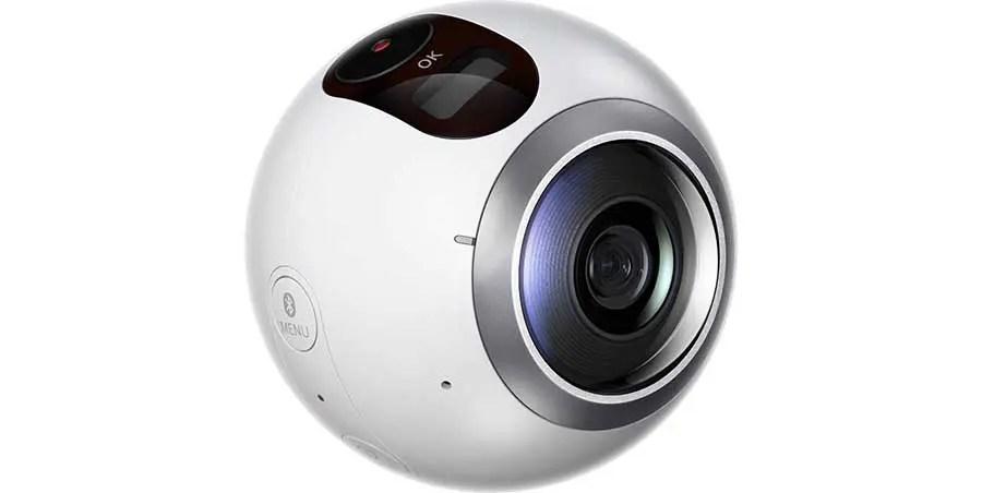 Best 360 cameras: 04 Samsung Gear 360