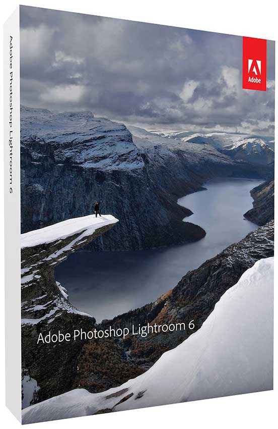 Best Christmas gifts for photographers: 02 Adobe Photoshop Lightroom 6